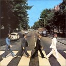 Das Album Abbey Road von den Beatles